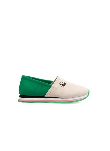 Benetton Sneakers Krem